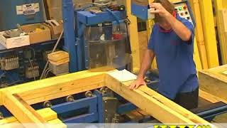 Timber Frame Machine
