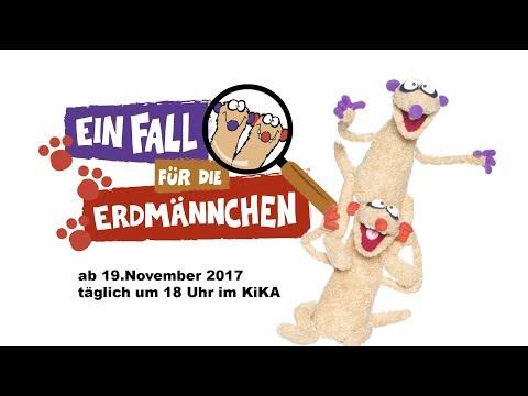 EIN FALL FÜR DIE ERDMÄNNCHEN
