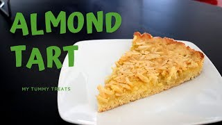 EASY AND DELICIOUS ALMOND TART