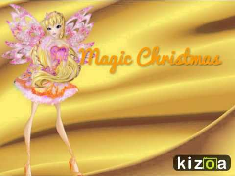 Winx club season 5 : Christmas Magic Full song