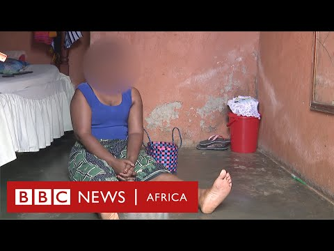 How sex workers are surviving coronavirus in Uganda and Nigeria - BBC Africa