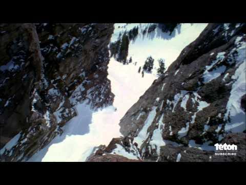 Snowboarder survives INSANE falls and massive avalanche