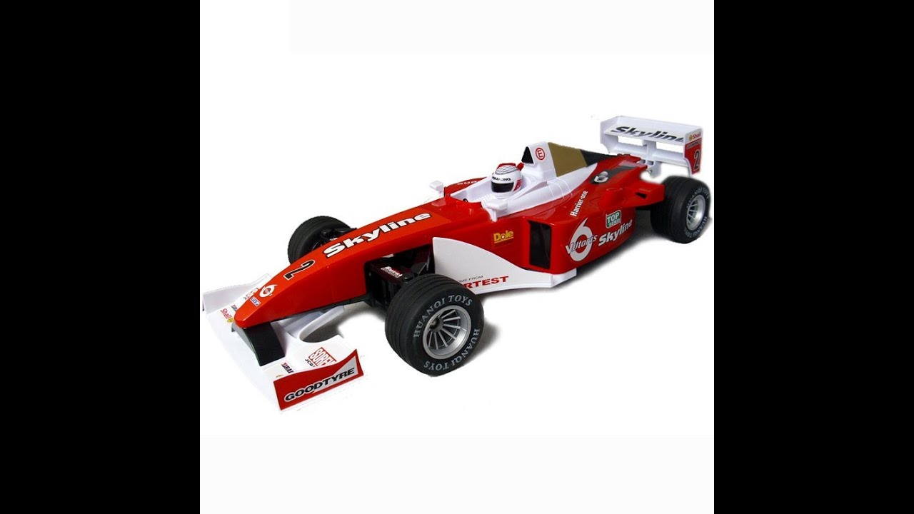 Formula 1 Coches De Carrera Juguetes Dibujos Animados Infantiles