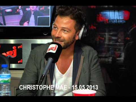 Christophe Maé 15.05.2013 NRJ Cauet
