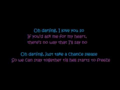 PlugIn Stereo Ft. Cady Groves- Oh Darling Karaoke Video With Lyrics