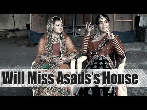 Qubool Hai - Zoya will Miss Asad's House