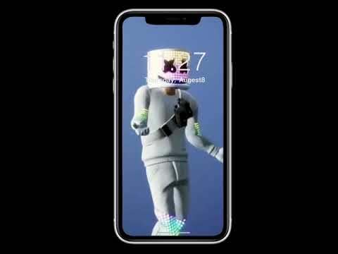 HD Fortnite Live Wallpaper,It's Handsome