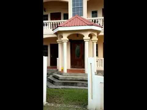 2 bedroom 1 bathroom furnished apartment St. Kitts