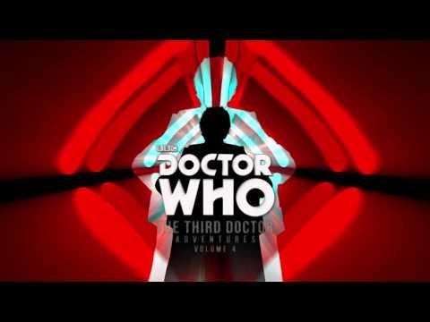 THE THIRD DOCTOR ADVENTURES VOLUME 04