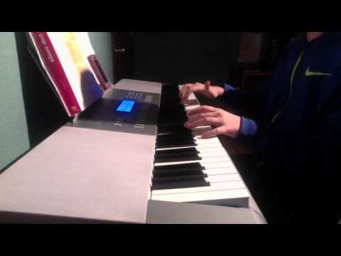 BTI: Robot Chicken Theme Song on piano