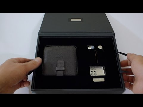 AKG K3003 Reference In-Ear Headphones Unboxing