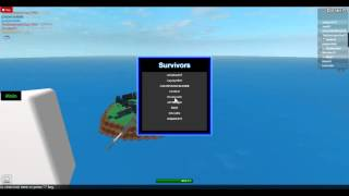 roblox games! WORST DISATERS EVER!