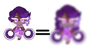 라일락맛쿠키의 성별을바꾸자!
