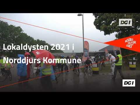 Lokaldysten 2021 i Norddjurs Kommune