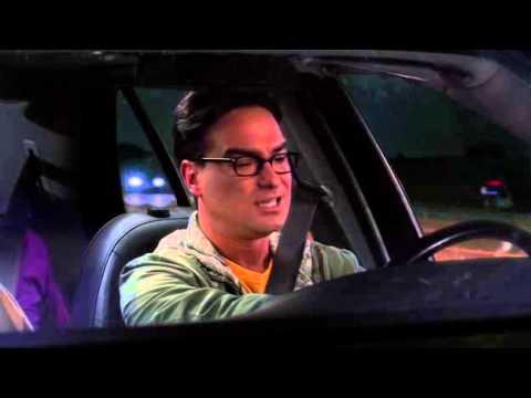 The Big Bang Theory - internal combustion engine