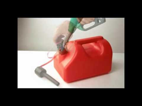 Туба за бензин Bertani/ DiMartino