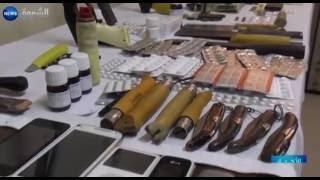 سكيكدة: الأمن يداهم أوكار الفساد والجريمة ويحجز 23 سلاحا أبيضا ويوقف خمسة أشخاص
