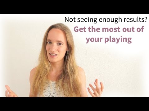 What to do when you hit a musical plateau || Music Practice Tips & Motivation
