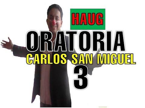 ORATORIA EN PERU - HAUG 3 (Carlos San Miguel)