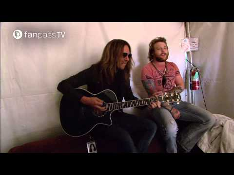 Acoustic Ambush with We are Harlot Jeff George and Danny Worsnop