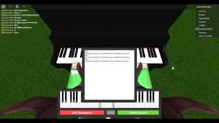 Mad World- Roblox Piano