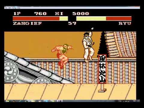 Обзор серии игр Street Fighter