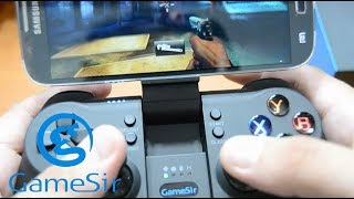 GameSir T1s Unboxing with DEAD TRIGGER 2 GAMEPLAY