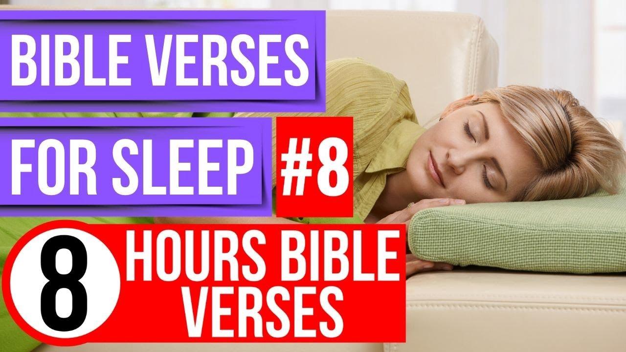 Bible verses for sleep 8 (Audio Bible quotes)(Sleep with God's Word)