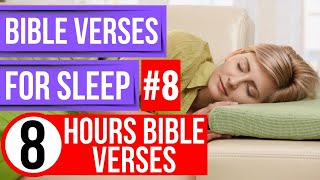 Bible verses for slęep 8 (Audio Bible quotes)(Sleep with God's Word)