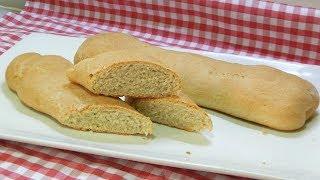 Cómo hacer pan cubano muy tierno y sabroso