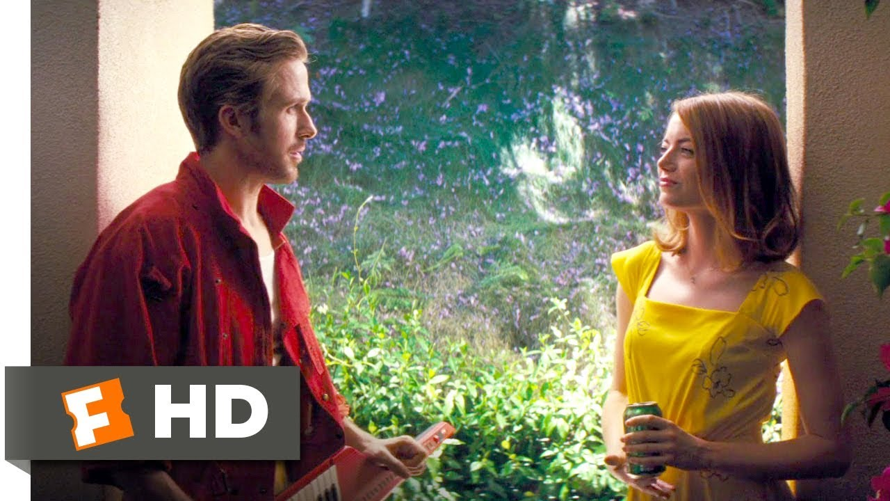 La La Land 2016 I Ran Scene 4 11 Movieclips Youtube