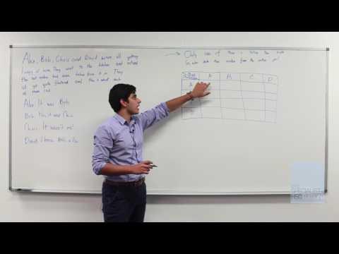 ACE Teaches Online: UMAT - Section 1: Problem Solving