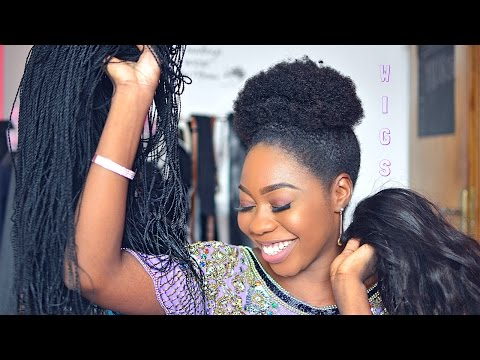 WIG WEARING 101: BRAID/WEAVE WIGS, WIG CAPS, WIG CARE, COST, PROS & CONS , WIGGING IT IN NIGERIA
