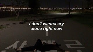 cry alone // lil peep lyrics