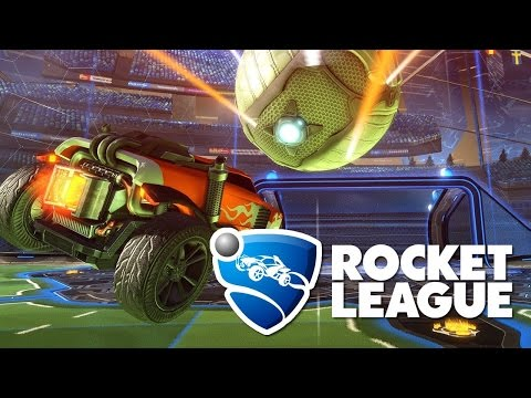 Rocket League Ultra Settings Gameplay (NVIDIA GTX 1060 6GB, i5 6500)