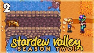 The Forgotten Bouquet! | Stardew Valley Let's Play • Season Two! - Episode 2