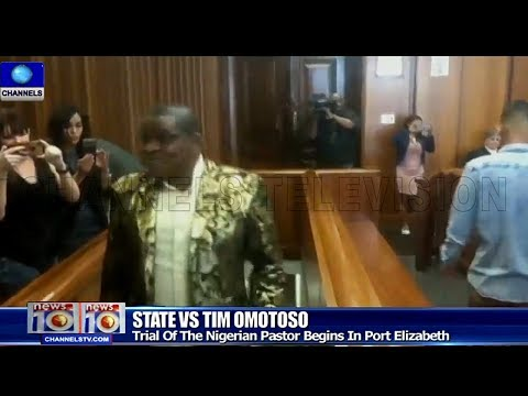 Trial Of Nigerian Pastor Begins In Port Elizabeth 08/10/18 Pt.3 |News@10|