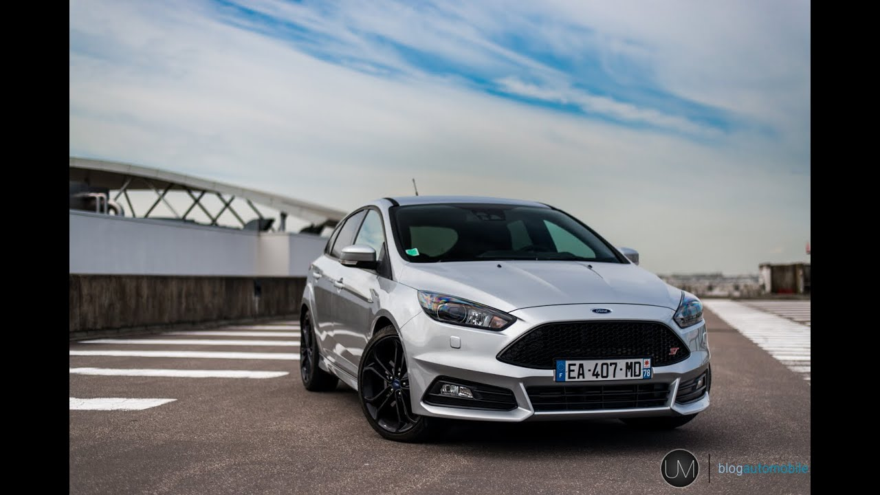Fod C Max >> Ford Focus ST TDCI Powershift - YouTube