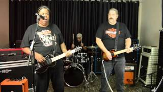 G-Sharp Guitars Presents: Broken Arrow Blues Band - Pocky A-Way