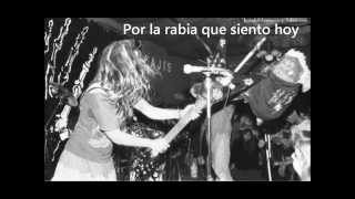 L7 - Fuel My Fire - (subtitulado)