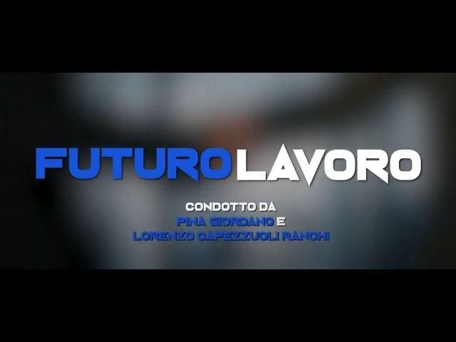 FUTURO LAVORO - 1° dicembre 2020