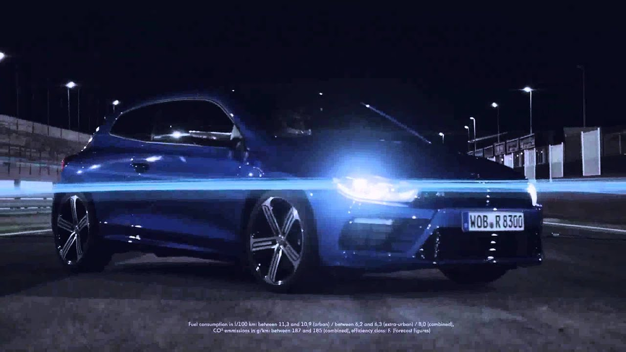 VW Scirocco R - Debut Video - YouTube