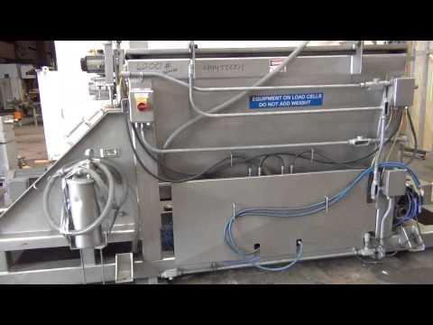 Used- FPEC Food Processing Equipment Company Vacuum Stuffer stock# - 44455001