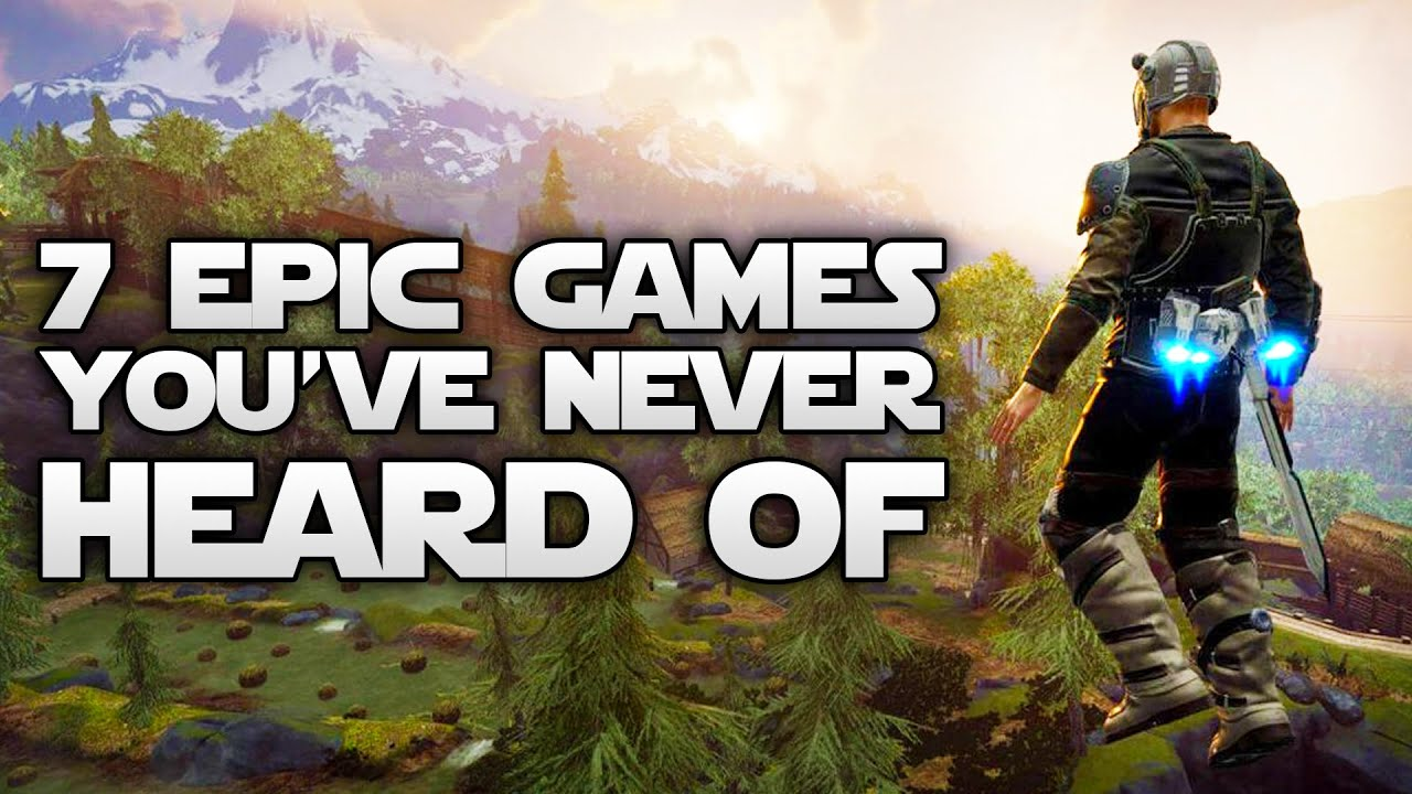 Top 7 New Games You Ve Never Heard Of Coming In 2016 And