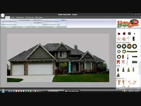 Holiday Bright Lights Design Software Webinar