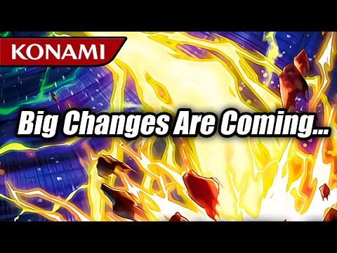 Download Big Changes Are Coming to the Yu-Gi-Oh! TCG...