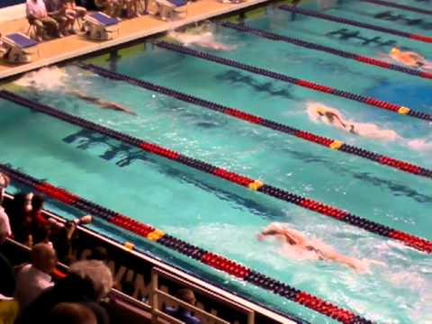 2012 Men's NCAA's Finals 1650 Free heat 4