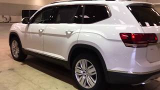 VW Atlas SEL Premium