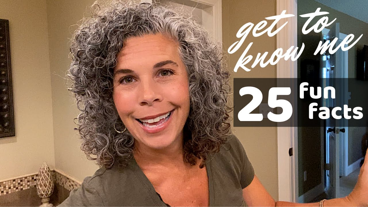 WELCOME TO MY CURLS ~ GET TO KNOW ME BETTER ~ 25 FUN FACTS ABOUT RENEE