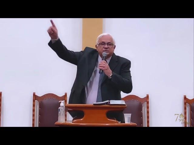 A Conduta do Cristão em um Mundo Não Cristão (Tito 3.1-11)   Rev. Eloy H. Frossard [1IPJF]